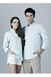 Boyfriend Shirt- Mint