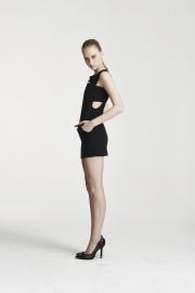 D03 - Weekend dress - Black
